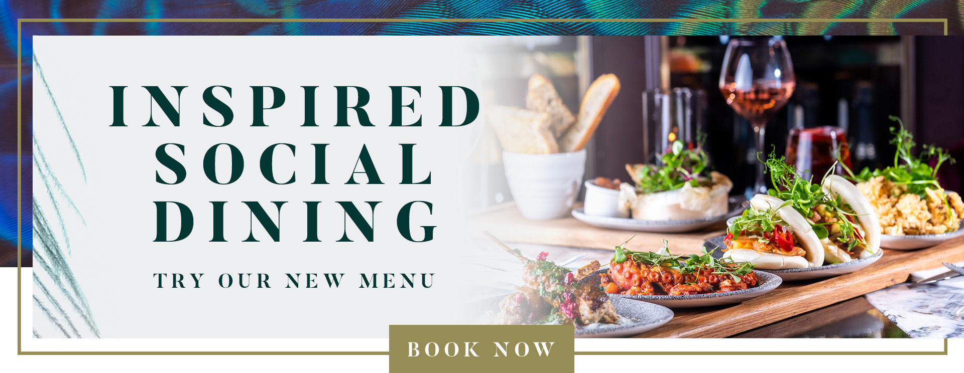 Seasonal must have dishes at The Old Bulls Head - Book Now
