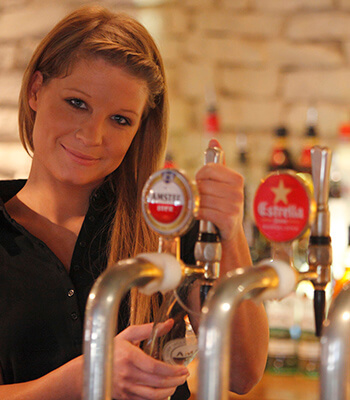 Bar jobs at The Old Bulls Head